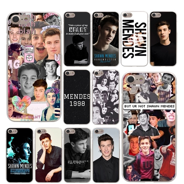 pretty nice 80ec9 ad731 Shawn Mendes iPhone Case